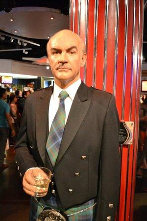 """Madame Tussauds London: """"Sir 007"""""""