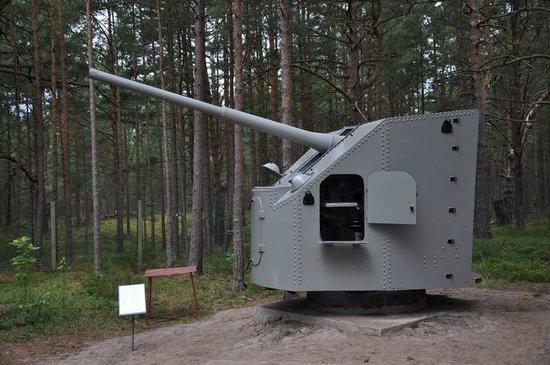 Hel, Polônia: Хель, музей обороны побережья