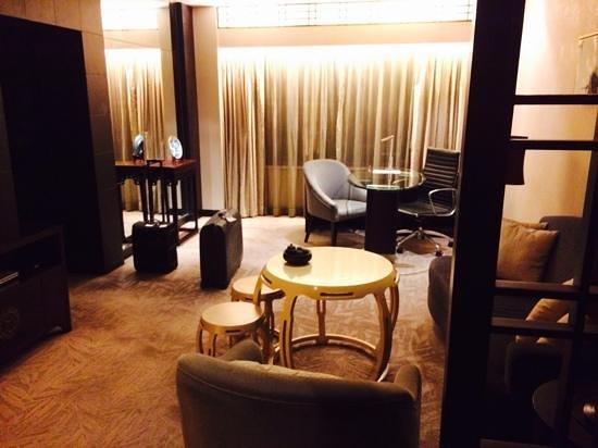 The Garden Hotel Guangzhou: suite
