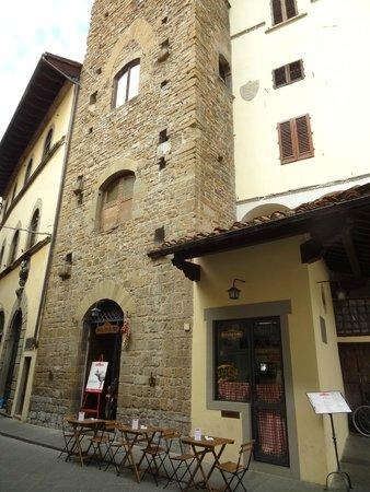 Antica Macelleria Falorni: Falorni di Greve in Chianti a Firenze | Zona San Pierino