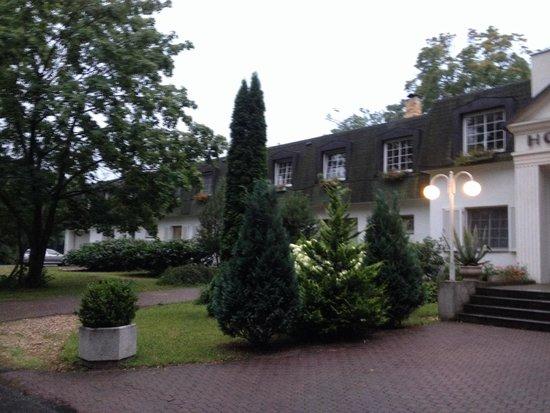 Hotel Ostrov: Нимбурк отель Остров