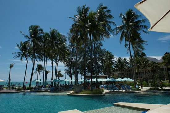 Outrigger Laguna Phuket Beach Resort : Pool