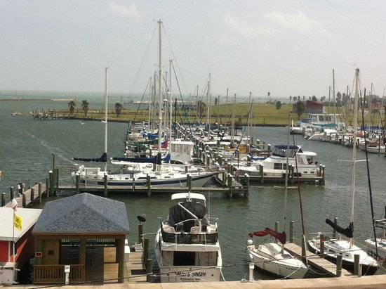 Texas Maritime Museum : Observation View