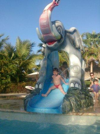 The Reserve at Paradisus Palma Real : la piscina de los niños