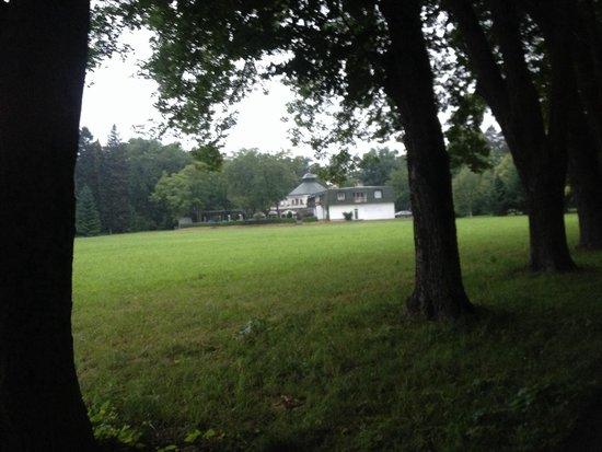 Hotel Ostrov: В дали отель Остров!