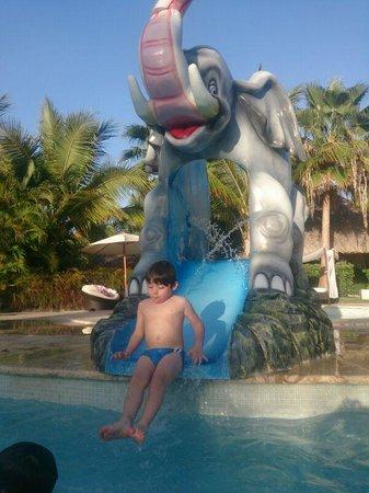 The Reserve at Paradisus Palma Real : otra de la piscina infantil