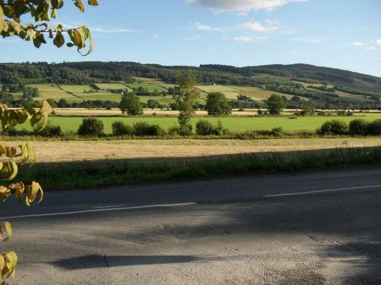 Ailean Chraggan: The View