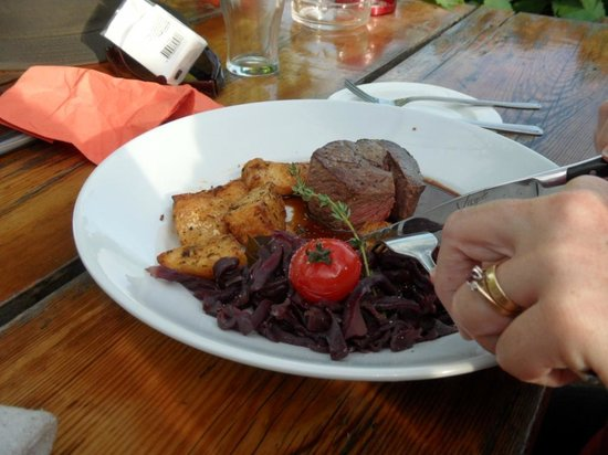 Ailean Chraggan: Delicious