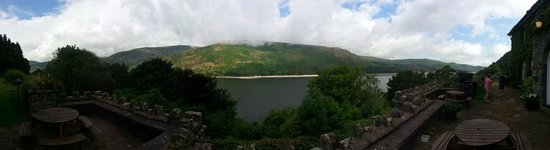 Haweswater Hotel: gorgeous view