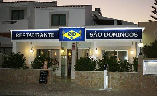 Sao Domingos: Restaurante São Domingos