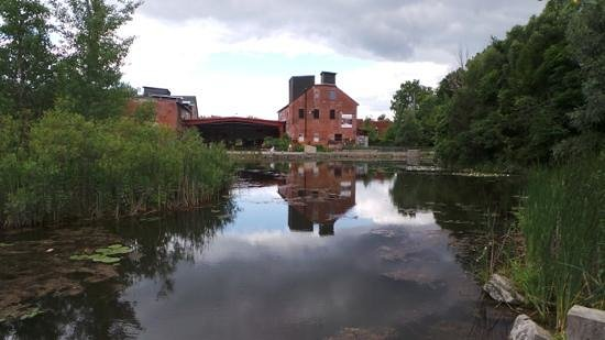 Evergreen Brick Works: Evergreen Reflections