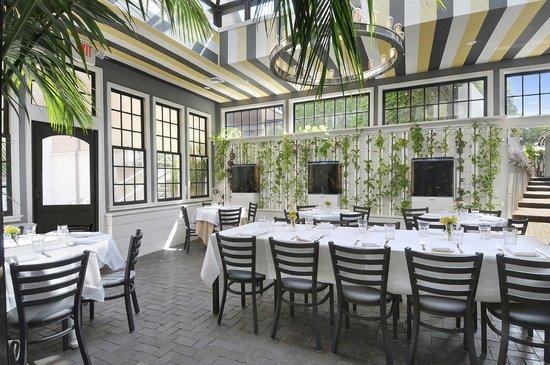 Page at 63 Main: Atrium Room & Aquaponic Green Wall