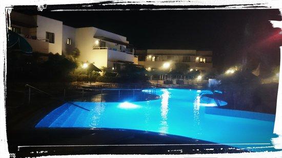Mikri Poli Rhodos Resort: Hotel noca