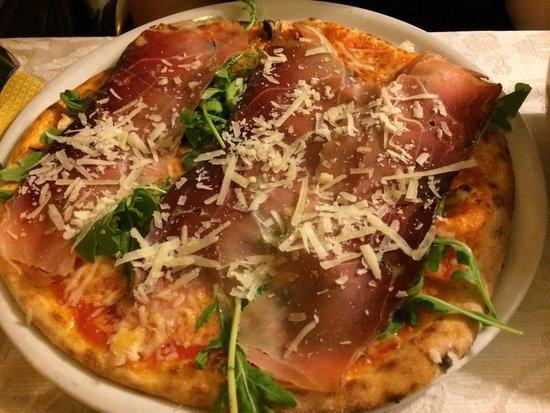 Sacro e Profano: Pizza ottima