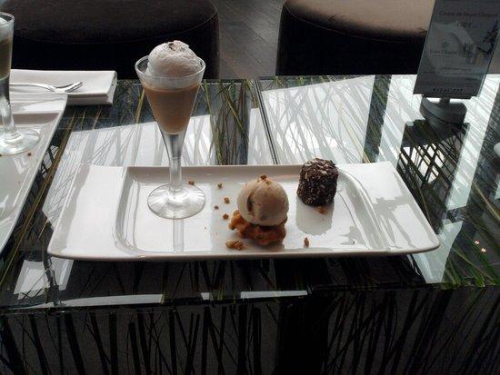 Hôtel Barrière Lille : Café Gourmand