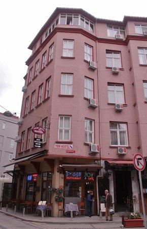 Yeni Hostel : YENİ HOTEL