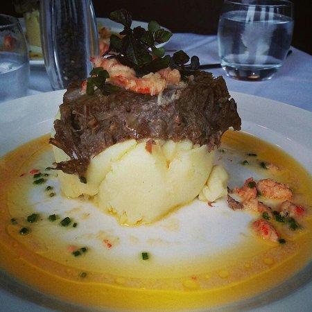 Holiday Inn Dumfries : Lovely food in the restaurant