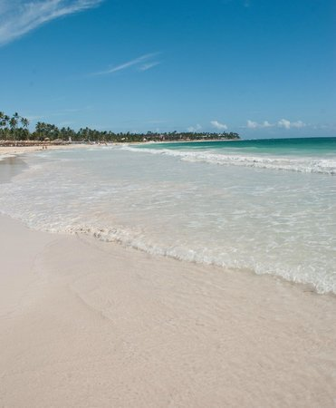 Paradisus Punta Cana Resort: Strandausblick