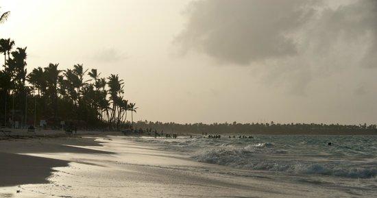 Paradisus Punta Cana Resort: Sonnenuntergangs Stimmung