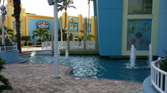 Four Points by Sheraton Cocoa Beach : Outside