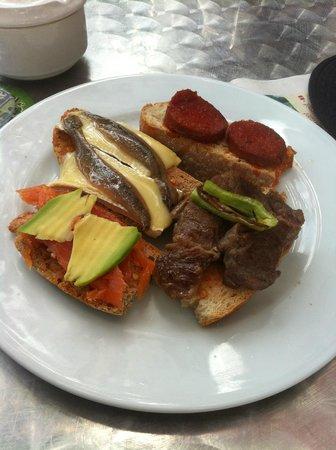 Cafeteria Vistasol: mmmmmm lekker