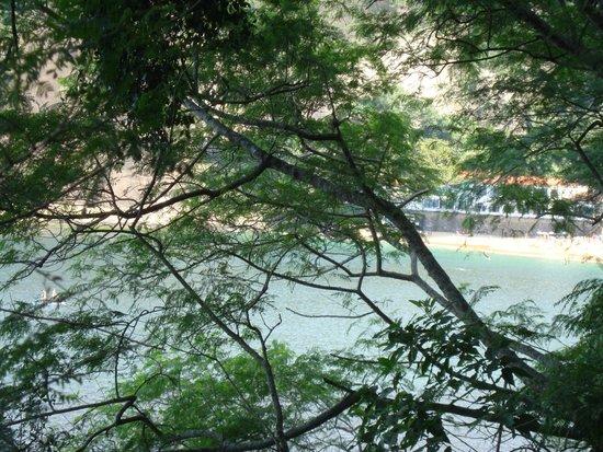 Claudio Coutinho Trail: Vista da Praia Vermelha