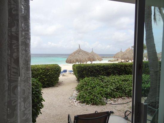 Curacao Marriott Beach Resort & Emerald Casino: View from room