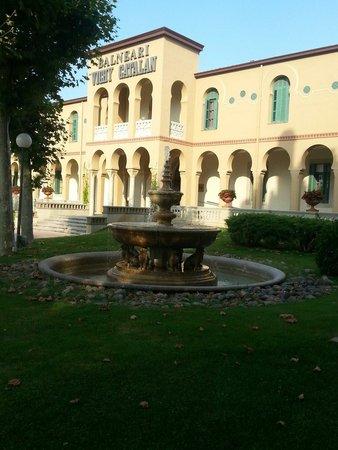 Hotel Balneario Vichy Catalan: x