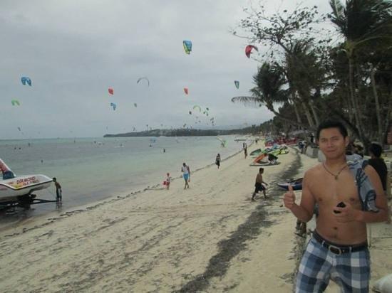 Bulabog Beach: Bulabog!