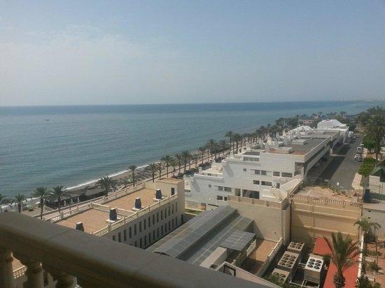 ALEGRIA Portomagno: Вид с балкона