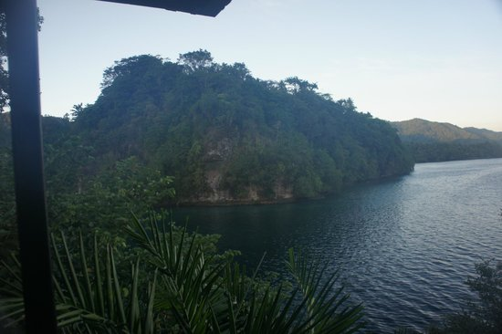 Lembeh Resort: View from our porch