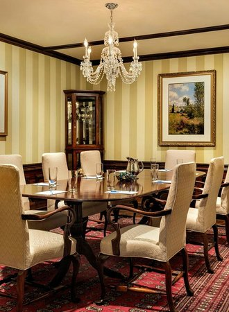 The Orchards Hotel : Baxter Room