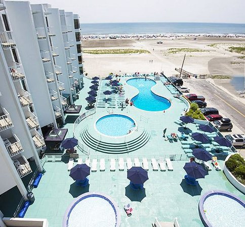 Bal Harbour Hotels: Pool 2