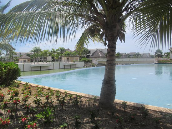Hard Rock Hotel & Casino Punta Cana: Vista del hotel