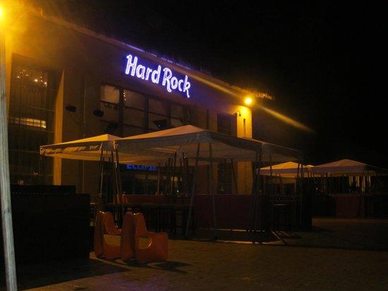 Hard Rock Hotel & Casino Punta Cana: La Terraza, una muy buena opción para la noche, el día, en todo momento