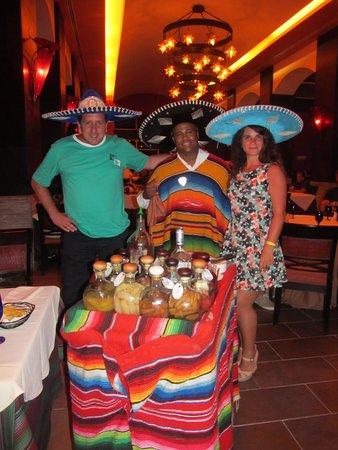 Hard Rock Hotel & Casino Punta Cana: Restó Los Gallos, exquisita comida mexicana