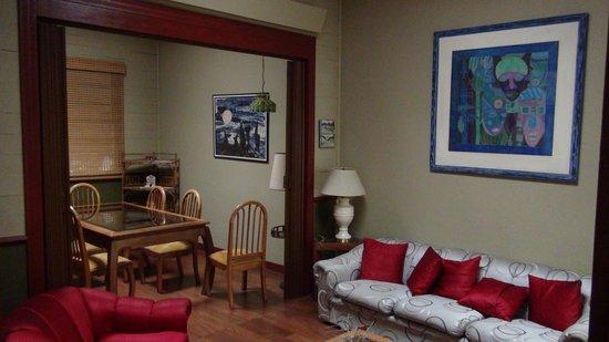 Aranjuez Hotel: lounge