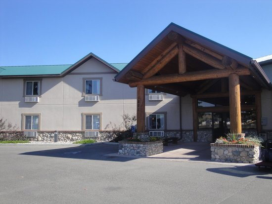Cody Legacy Inn: Entrée