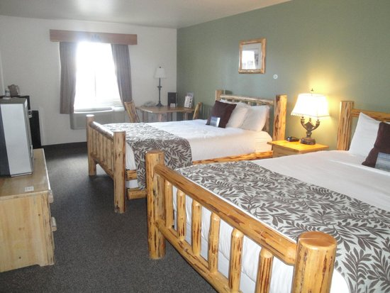 Cody Legacy Inn: Chambre