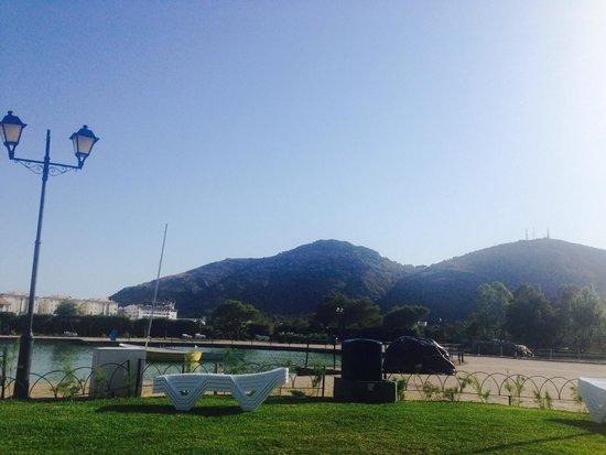 Club MAC Alcudia: By the lake