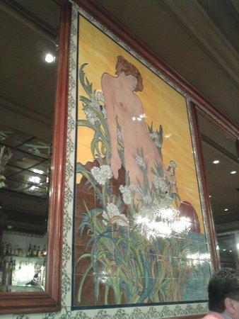 Brasserie de La Paix : Intérieur de la Brasserie