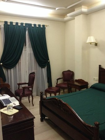 Grand Hotel Palladium: room