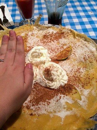 My Old Dutch - Holborn : Giant Pancake