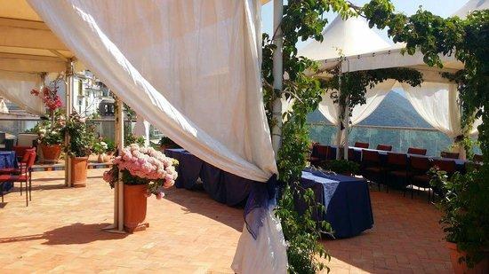 Hotel Bonadies : TERRAZZO