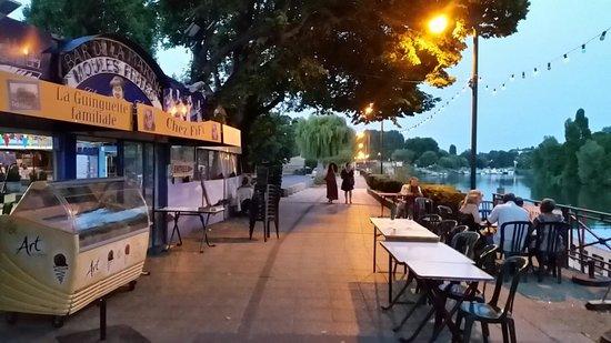 Restaurant Chez Fifi Neuilly Marne
