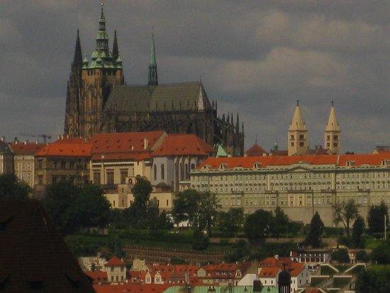 Hotel Paris Prague: Prague castle