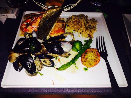 Acula marina : Suggestion dello chef