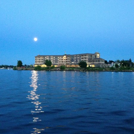 1000 Islands Harbor Hotel On The St Lawrence River In