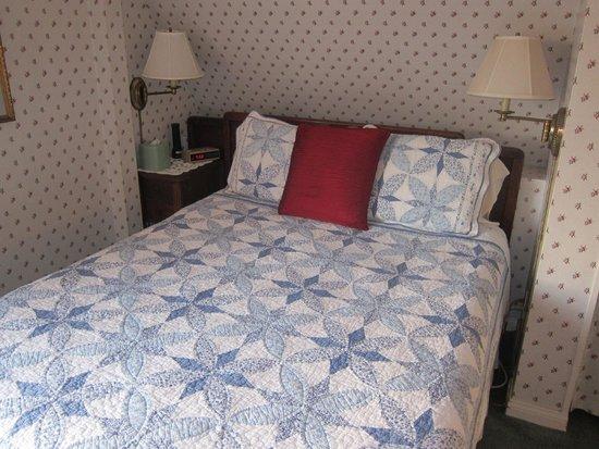 Bath Street Inn : gemütliches und extrem sauberes Zimmer