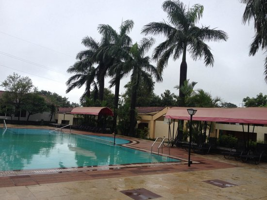 Manas Lifestyle: Swimming pool view